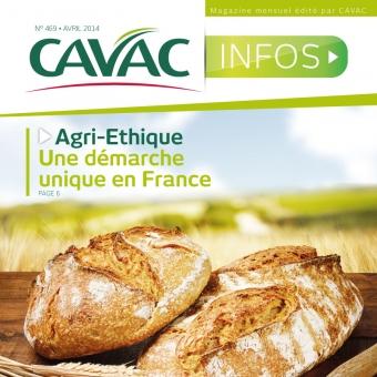 Cavac Infos 469 – Avril 2014