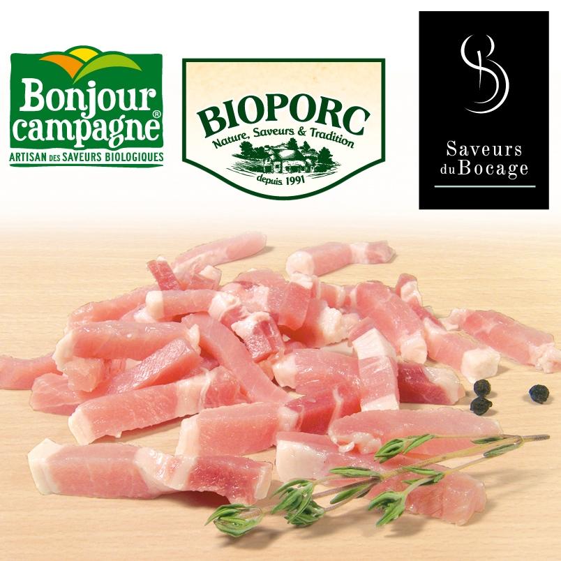 Bioporc des marques de bon goût