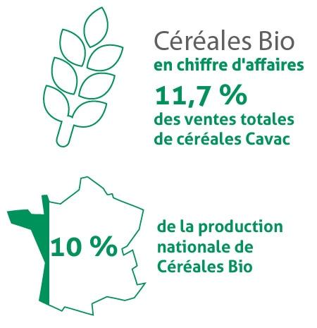 Céréales Bio 2014 En Bref