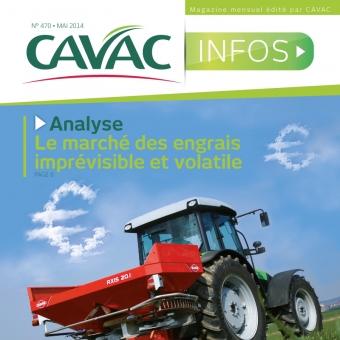 Cavac Infos 470 – Mai 2014