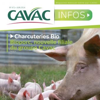 Cavac Infos 471 – Juin 2014