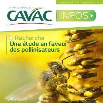 Cavac Infos 473 – Septembre 2014