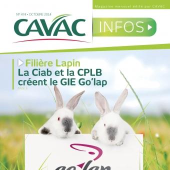 Cavac Infos 474 – Octobre 2014