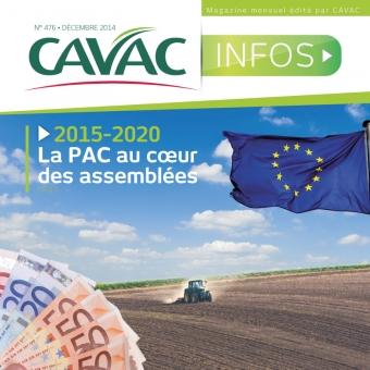 Cavac Infos 476 – Décembre 2014
