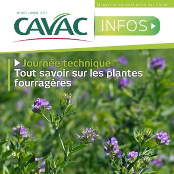 Cavac Infos 480 – Avril 2015