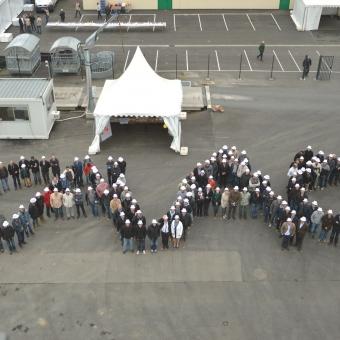La coopérative Cavac inaugure un magasin et un silo à La Boissière de Montaigu