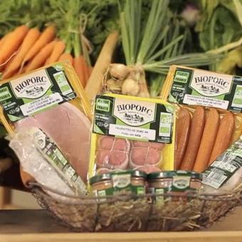 BIOPORC – Spécialiste du porc bio 100% français