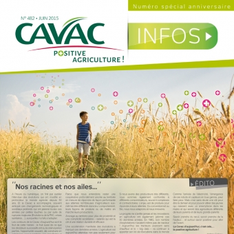 Cavac Infos 482 – Juin 2015