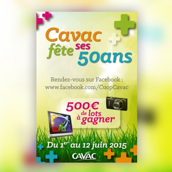 Jeu – Cavac fête ses 50 ans !