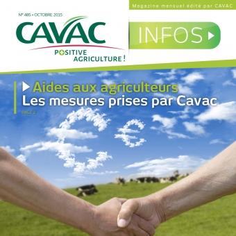 Cavac Infos 485 – Octobre 2015