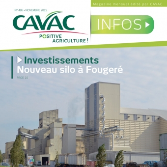 Cavac Infos 486 – Novembre 2015