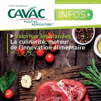 Cavac Infos 487 – Décembre 2015