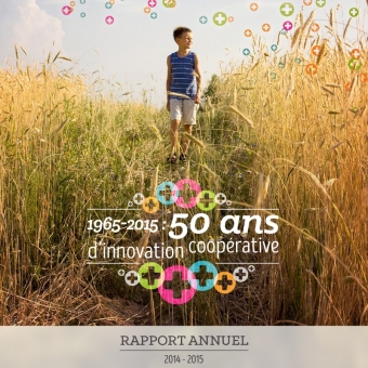 Rapport Annuel Cavac 2014-2015
