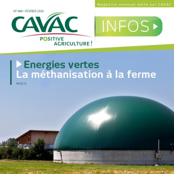 Cavac Infos 489 – Février 2016