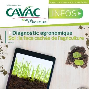 Cavac Infos 490 – Mars2016
