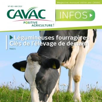 Cavac Infos 492 – Mai 2016