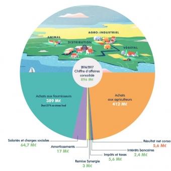 L'écosystème du Groupe Cavac