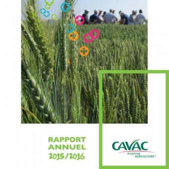Rapport Annuel Cavac 2015-2016