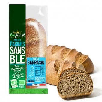 Biofournil, leader national du pain biologique