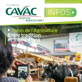 Cavac Infos 501 – Mars 2017