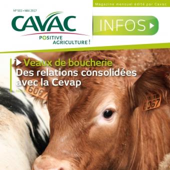 Cavac Infos 503 – Mai 2017