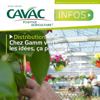 Cavac Infos 504 – Juin 2017