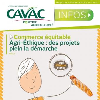 Cavac Infos 506 – Septembre 2017