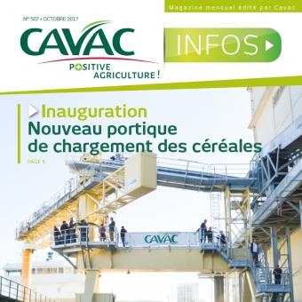 Cavac Infos 507 – Octobre 2017