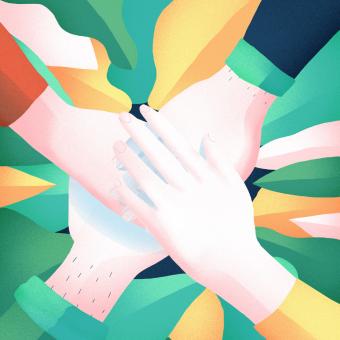 Cultiver l'esprit coopératif et collaboratif