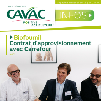 Cavac Infos 511 – Février 2018