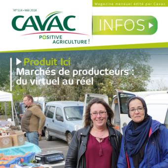 Cavac Infos 514 – Mai 2018