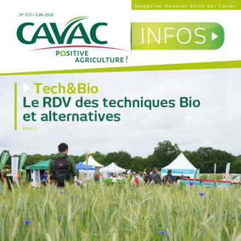 Cavac Infos 515 – Juin 2018