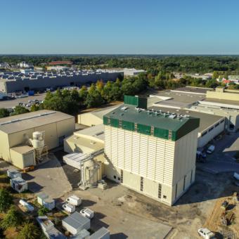 La coopérative Cavac investit 4,2 millions d'euros dans sa station dédiée aux légumes secs
