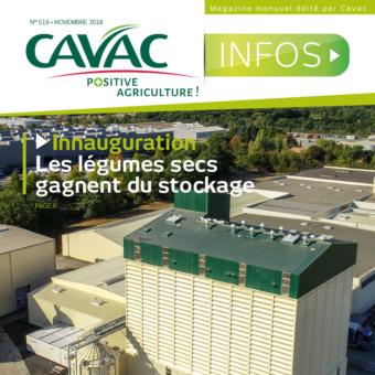 Cavac Infos 519 – Novembre 2018