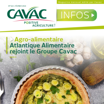 Cavac Infos 522 – Février 2019