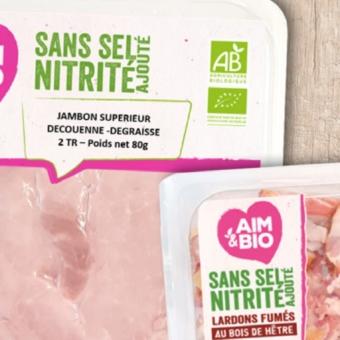 Un marché du porc Bio moins favorable