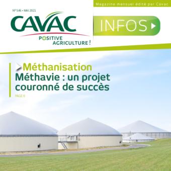 Cavac Infos 546 – Mai 2021