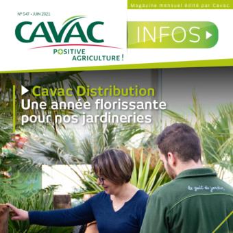 Cavac Infos 547 – Juin 2021